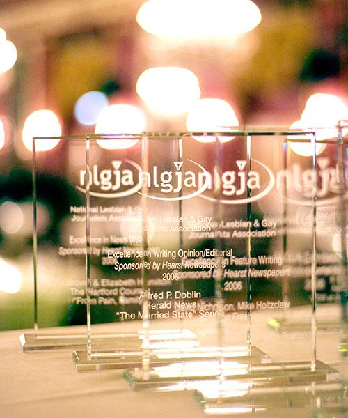 Celebrate NLGJA's 25th Anniversary in Silver