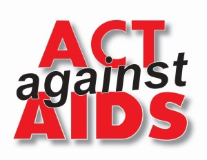 CDC-Act Against AIDS logo 2015