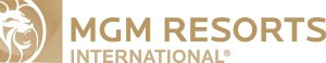 MGM Resorts International logo 2015