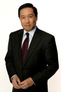 NBC NEWS -- Pictured: John Yang, NBC News Correspondent, Washington -- NBC Photo: Virginia Sherwood
