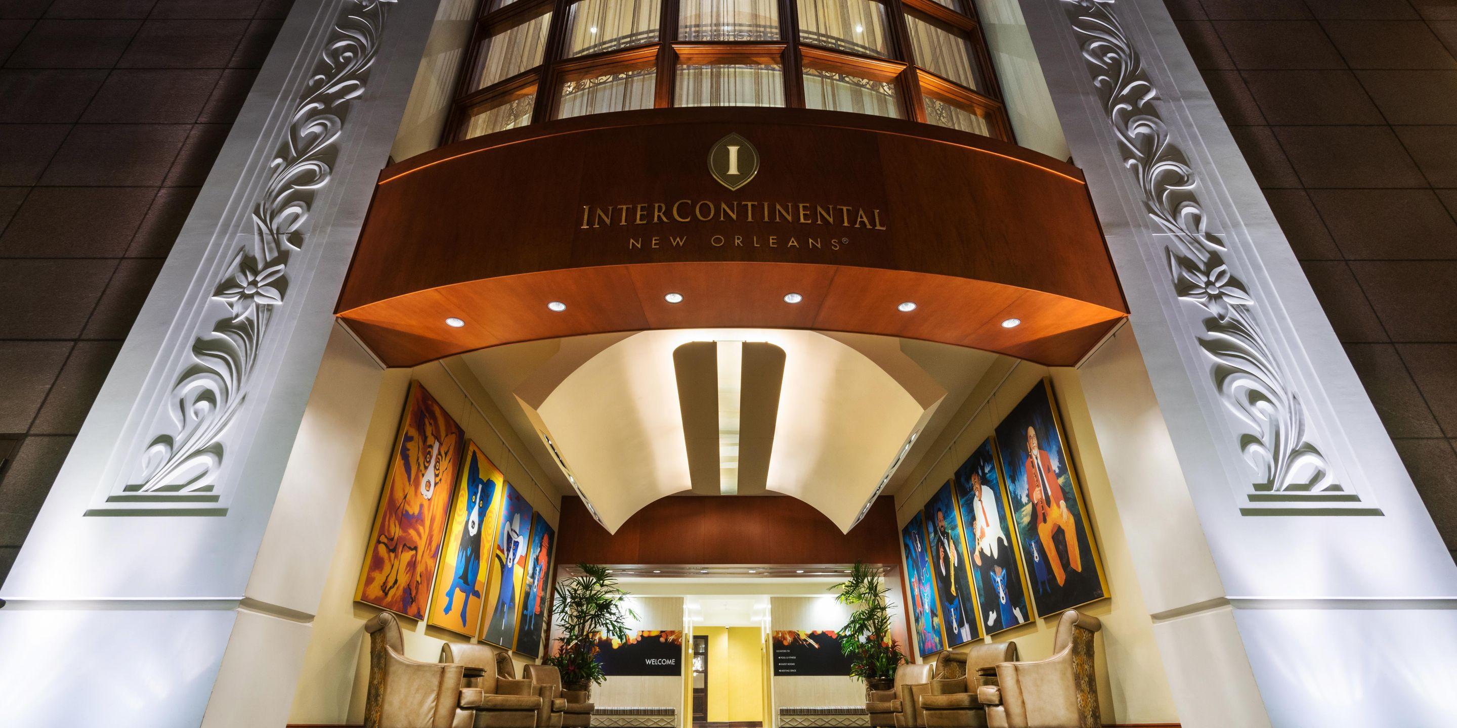Image result for nlgja convention new orleans 2019  Hotel Intercontinental