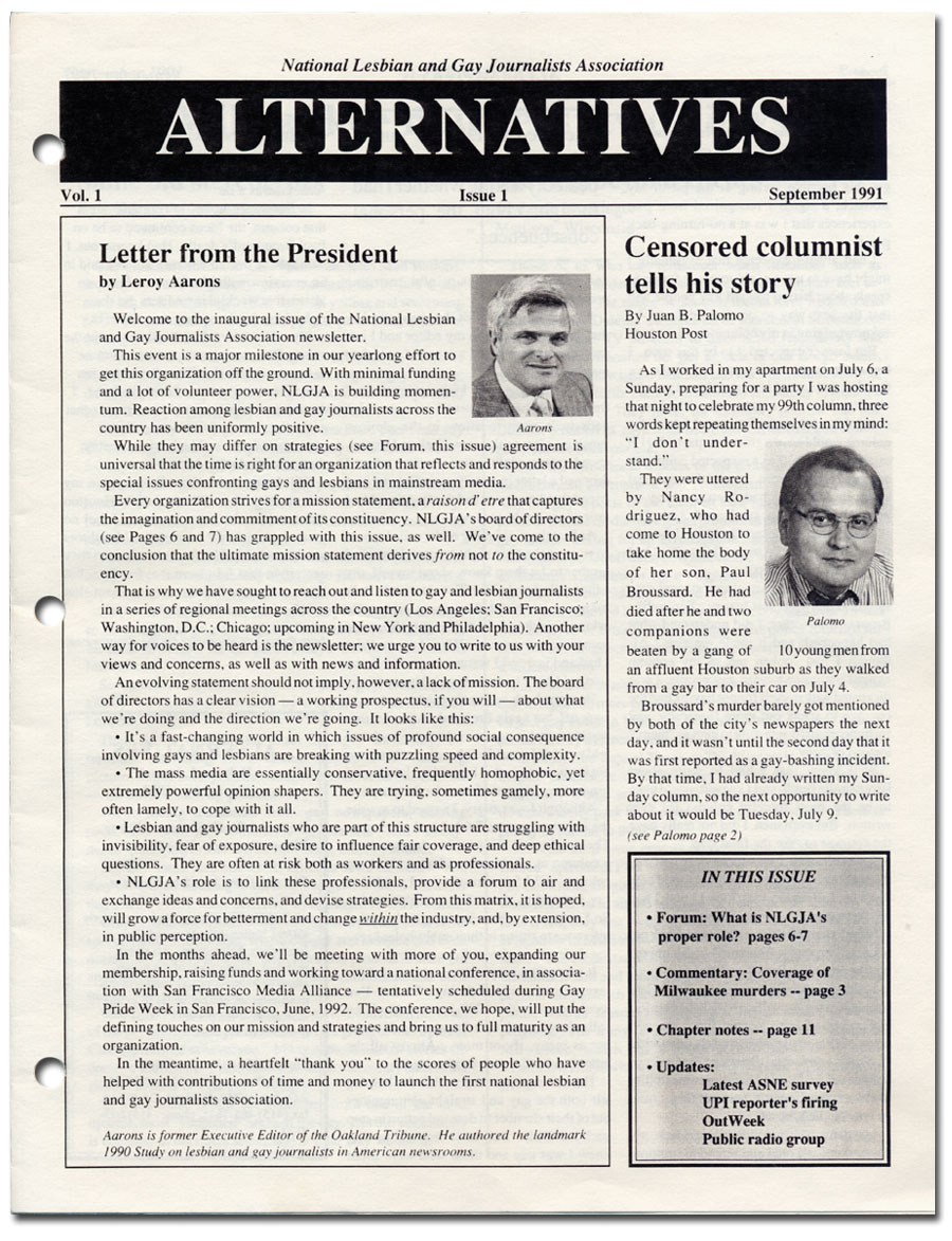 1991 Alternatives