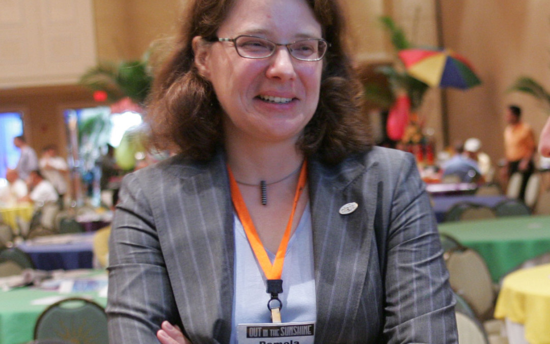 Pamela Strother Becomes Third Executive Director